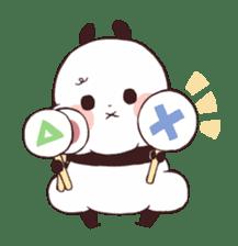 Yururin Panda ver.3 sticker #7163007