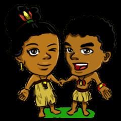 Pace & Mace YaYa - Love Papua