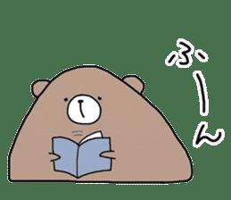 Trianglar bear sticker #7174932