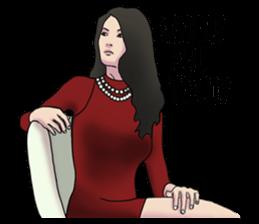 Sabrina sticker #7178477
