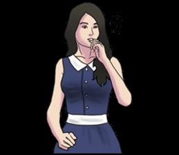 Sabrina sticker #7178481