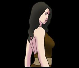 Sabrina sticker #7178492