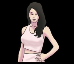 Sabrina sticker #7178496