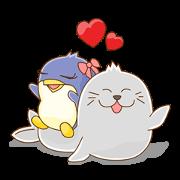 เพนกวิน ขี้งอลกับแมวน้ำ แสนซน