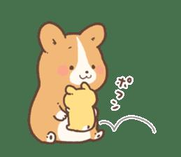 PURI PURI Corgi sticker #7191472