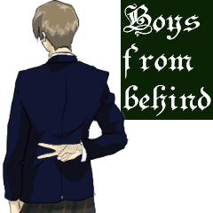 from behind the boys English ver