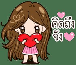 Hello Jinny sticker #7193841