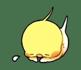 Okame-kun & pink-chan sticker #7196179
