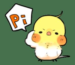 Okame-kun & pink-chan sticker #7196180