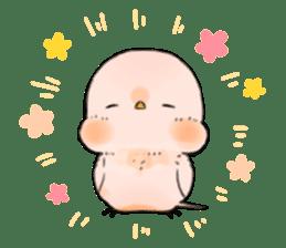 Okame-kun & pink-chan sticker #7196184