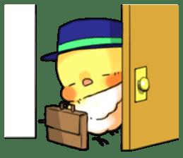 Okame-kun & pink-chan sticker #7196210
