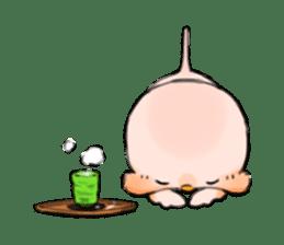 Okame-kun & pink-chan sticker #7196211