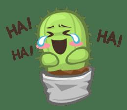 Mini Cactus - little Mi sticker #7204404
