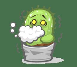 Mini Cactus - little Mi sticker #7204406