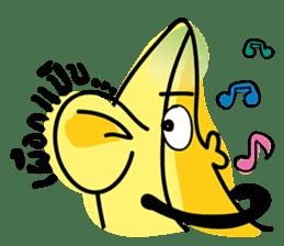 Banana Wahaha sticker #7204739