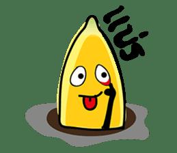 Banana Wahaha sticker #7204741