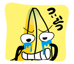 Banana Wahaha sticker #7204744
