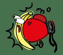Banana Wahaha sticker #7204747