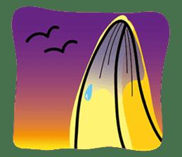Banana Wahaha sticker #7204762