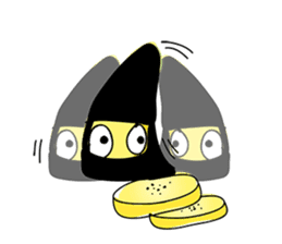 Banana Wahaha sticker #7204772