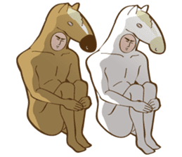 UMAOTOKO2 sticker #7208826