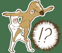 UMAOTOKO2 sticker #7208836