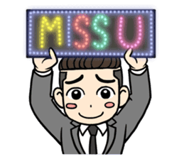 Mr. UnderCut sticker #7208950
