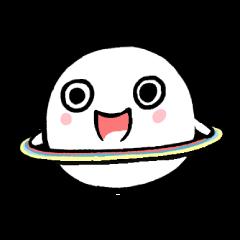 Chubby Saturn