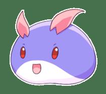 Mochi_rabbit sticker #7217800