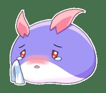 Mochi_rabbit sticker #7217802