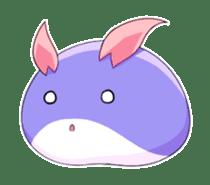 Mochi_rabbit sticker #7217808