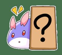 Mochi_rabbit sticker #7217813