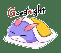 Mochi_rabbit sticker #7217819