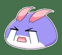 Mochi_rabbit sticker #7217831