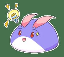 Mochi_rabbit sticker #7217833