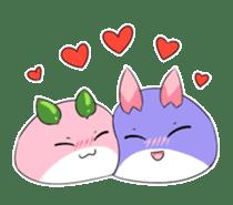 Mochi_rabbit sticker #7217839