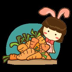 Yuri Chan Rabbit Gal