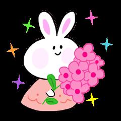 Rabbit lala-chan
