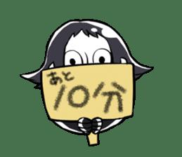 Petit schoolgirl~fujimi~ sticker #7245729