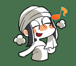 Petit schoolgirl~fujimi~ sticker #7245732