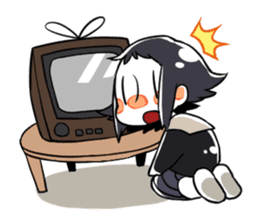 Petit schoolgirl~fujimi~ sticker #7245735