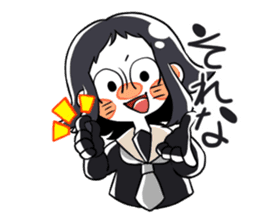 Petit schoolgirl~fujimi~ sticker #7245744