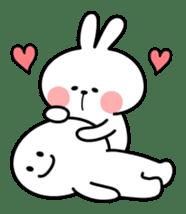 Spoiled Rabbit 2 sticker #7246692