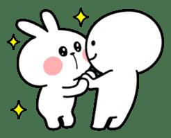 Spoiled Rabbit 2 sticker #7246700