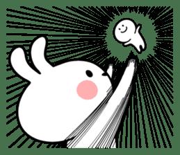 Spoiled Rabbit 2 sticker #7246702