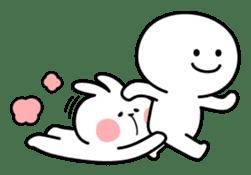 Spoiled Rabbit 2 sticker #7246708