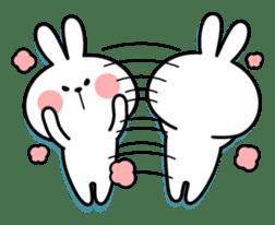 Spoiled Rabbit 2 sticker #7246710