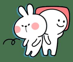 Spoiled Rabbit 2 sticker #7246711