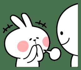 Spoiled Rabbit 2 sticker #7246715
