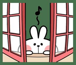 Spoiled Rabbit 2 sticker #7246716